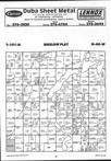 Map Image 005, Nobles County 1993